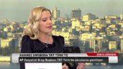 Hannes Swoboda ile Türkiye-AB İlişkileri Üerine