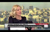 Hannes Swoboda ile Türkiye-AB İlişkileri Üzerine