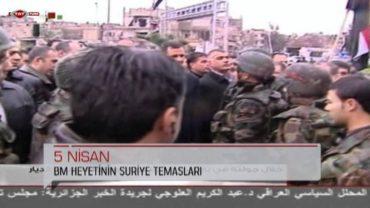 Dünyamız Detay Suriye Özel Yayını