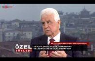 KKTC Eski Cumhurbaşkanı Derviş Eroğlu ile Söyleşi